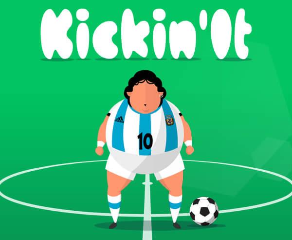 play Kickin It
