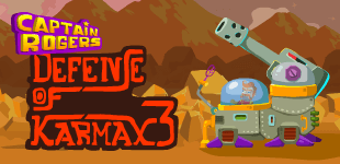 Defense of Karmax 3HTML5 Game - Gamezop
