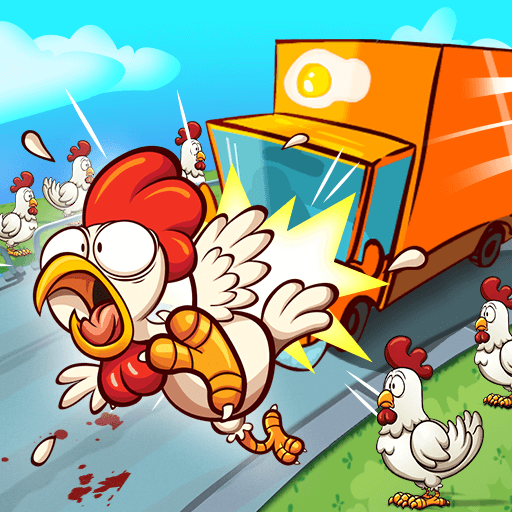 Go Chicken GoHTML5 Game - Gamezop