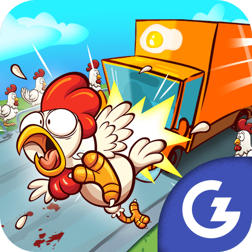 HTML5 Gamezop - Go Chicken Go