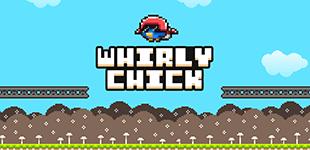 Whirly ChickHTML5 Game - Gamezop