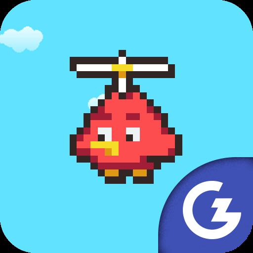HTML5 Gamezop - Whirly Chick