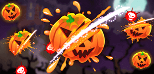 Pumpkin SmasherHTML5 Game - Gamezop