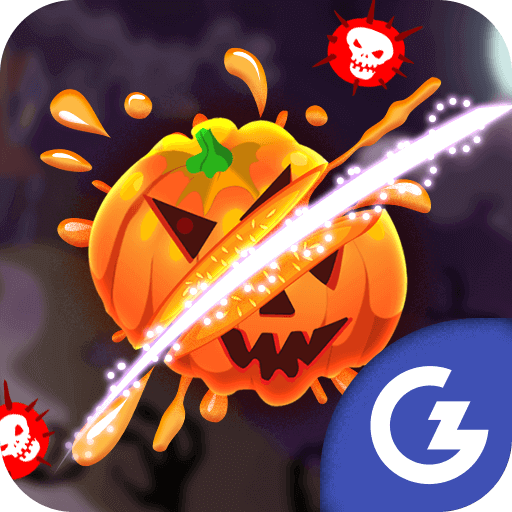 HTML5 Gamezop - Pumpkin Smasher