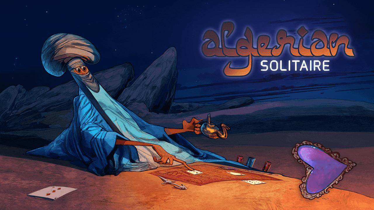 Algerian Solitaire
