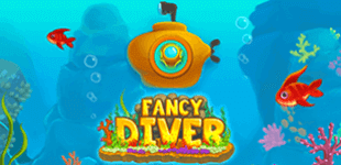 Fancy DiverHTML5 Game - Gamezop