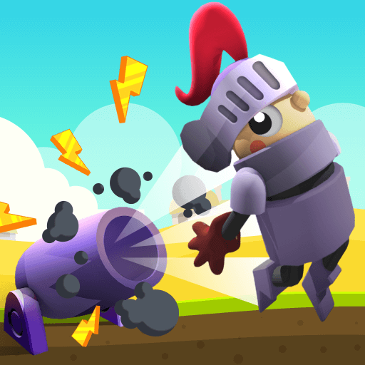 Knight RideHTML5 Game - Gamezop