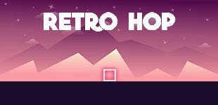 Retro HopHTML5 Game - Gamezop