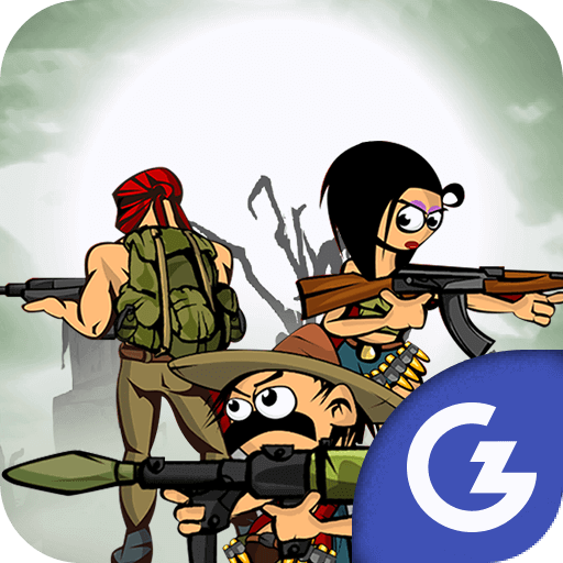 HTML5 Gamezop - Zombies Can't Jump 2